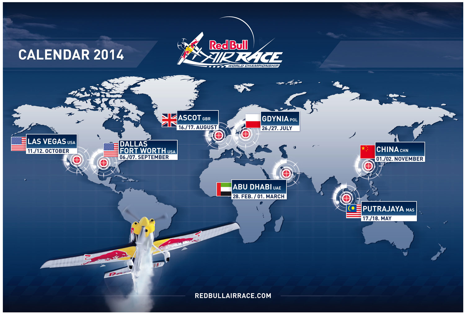 Sieben Termine Wo Das Air Race 2014 Station Machtair Race Speedweek